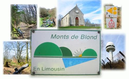 Monts de Blond photo montage