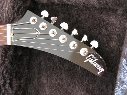 Gibson Explorer headstock