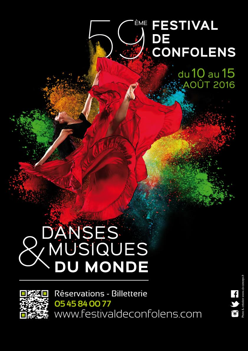 Festival de Confolens 2016