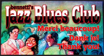 Bennettis Jazz n Blues Club France