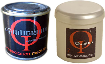 Equilibrium has become Qoleum