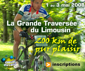 Grand Traversee du Limousin 2008
