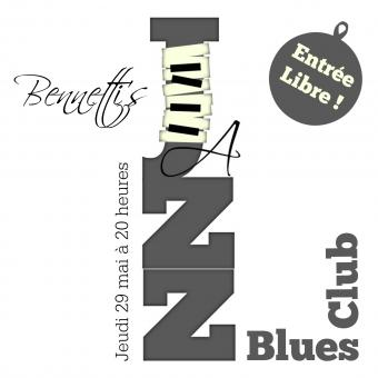 jazz blues club May