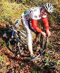 Jean-Claude Sansonnet avec puncture