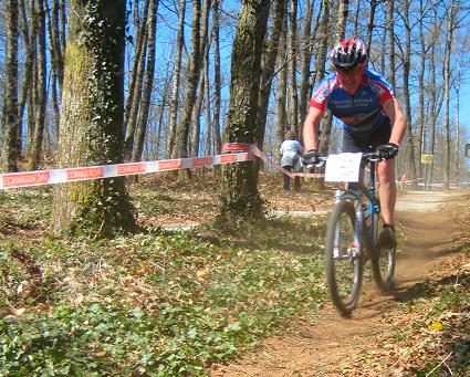 Regional VTT Champs - It was great to race in warm sunny weather!