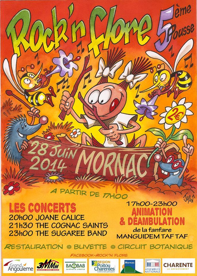 Rock n Flore Festival 2014