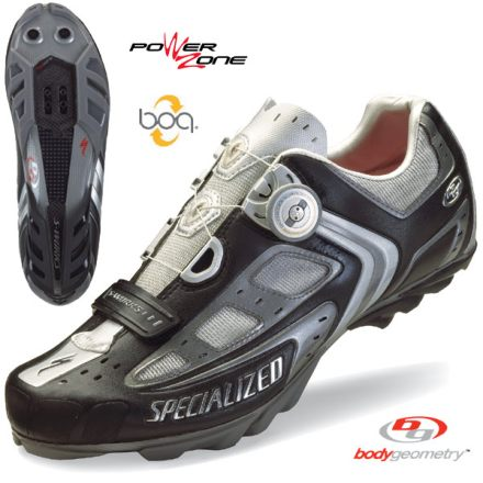 S-works shoes 2008 in black