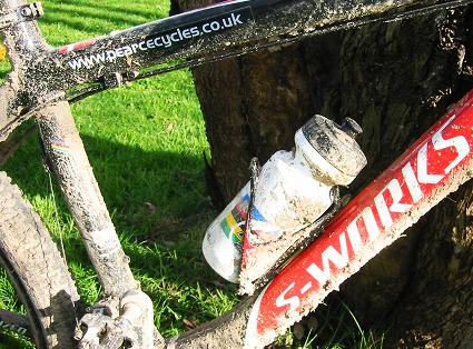 S-Works Carbon Hardtail Christened