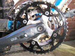 Shimano Octalink Chainset